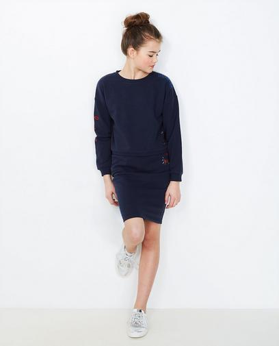 Nachtblaues Sweatshirt